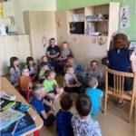 Návštěva v 1. třídě